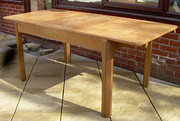 A Heals extending dining table